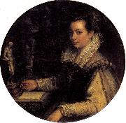 Lavinia Fontana Self-Portrait oil painting picture wholesale